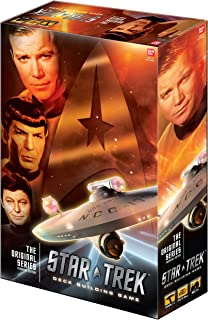 STAR TREK The Original Series Deck Building Game