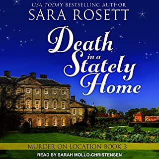 Death in a Stately Home: Murder on Location, Book 3