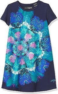 Desigual Girl's Vest_Claudia Casual Dress