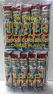 "Umai Bar Cheese Flavor 30 packages Japanese Snack ""Umaibo"""