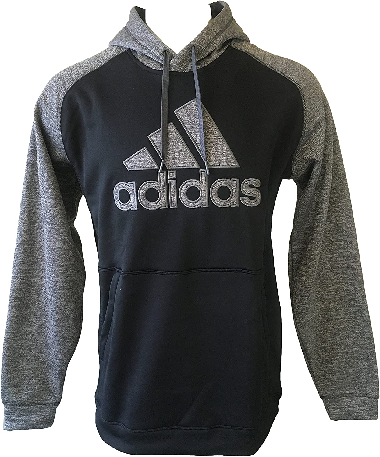 adidas Men's Athletic Team Issue Fleece Pull Over Hoodie (Big & Tall)