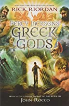 percy jackson greek mythology books