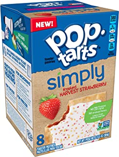 Pop-Tarts, Toaster Pastries, Frosted Harvest Strawberry, Non-GMO Project Verified, 13.5oz