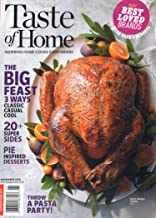 Taste of Home Magazine November 2018 | The BIG Feast 3 Ways