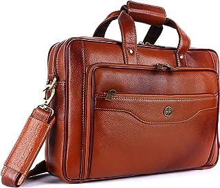 HAMMONDS FLYCATCHER Men's Messenger Bag (Set of , Tan)