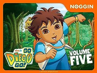 Go, Diego, Go! Volume 5
