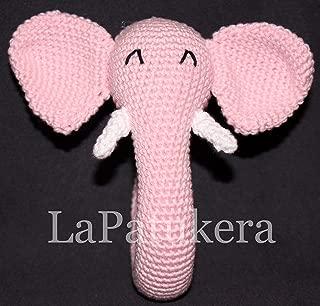 Sonajero elefante amuguumihttps://amzn.to/376vVpm