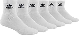 Men's Trefoil Quarter Sock (6-Pair)