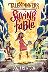Saving Fable (Talespinners Book 1) Kindle Edition