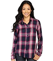 Lucky Brand - Duo Fold Plaid Shirt