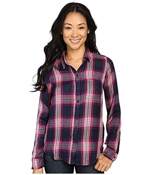 Fold Lucky Brand Shirt Duo Plaid wa1nFOx