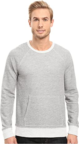 Agave Denim - Bagby Long Sleeve French Terry