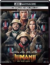 Jumanji: The Next Level (4K UHD & HD) (2-Disc)