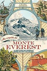 Alla conquista del monte Everest (Italian Edition) Kindle Edition