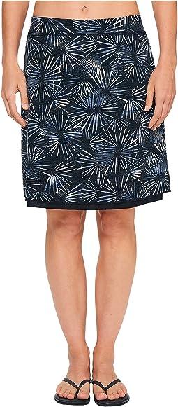Wanderlux Reversible Print Skirt