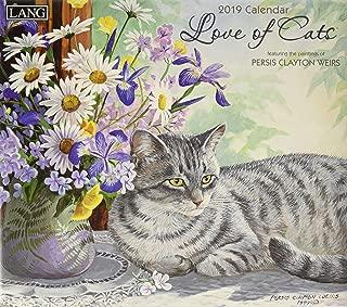 Love of Cats 2019 Calendar