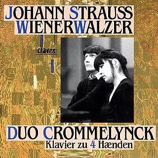 J. Strauss II: Wienerwalzer for Piano Four Hands