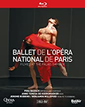 paris opera ballet jerome robbins