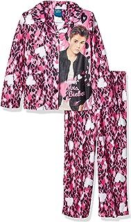 Justin Bieber Little Girls'  2 Piece Sleep Set