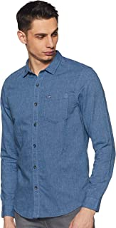 Wrangler Men's Regular fit Casual Shirt