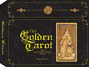 metallic tarot decks