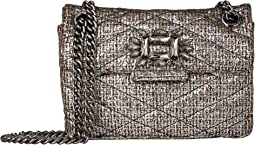 Tweed Mini Mayfair Bag