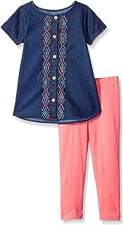 Limited Too 女孩时尚上衣和打底裤套装(更多款式可选)