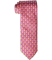 Eton - Flamingo Print Tie