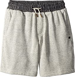 Rip Curl Kids Vidro Fleece Shorts (Big Kids)