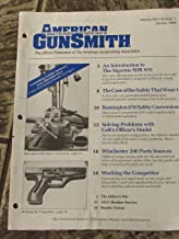 American GunSmith January 1999 Volume XIV Number 1