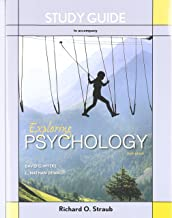 Best psychology david g myers 10th edition study guide Reviews