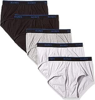 Men's 5-Pack ComfortBlend Briefs with FreshIQ