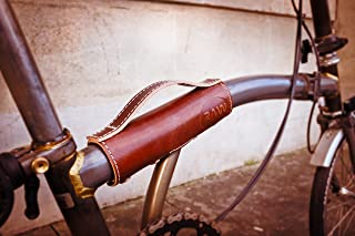brompton leather carry handle