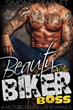 Beauty and the Biker Boss: A Bad-Boy Motorcycle Club Romance (The Knuckleheads MC Book 3)