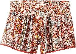 Spin Back Shorts (Little Kids/Big Kids)
