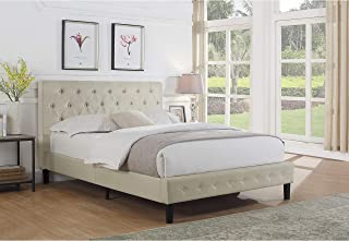 Best chesterfield style bed frame Reviews