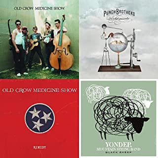 Old Crow Medicine Show and More