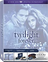 Twilight Forever: The Complete Saga Box Set