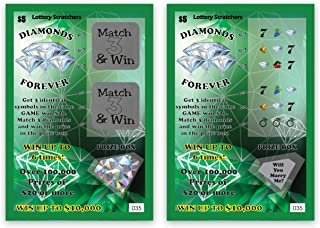 Will You Marry Me? - Lotto Replica Proposal Scratch Off Card - 1 Card - My Scratch Offs