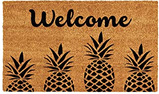 Calloway Mills AZ104991729 Pineapple Express Doormat, 17