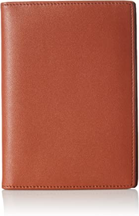 AmazonBasics Leather RFID Blocking Passport Wallet