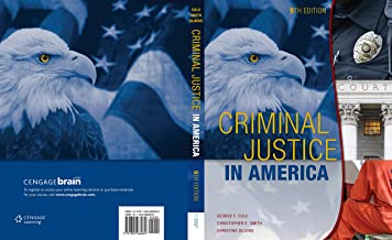 Best criminal justice in america 9th edition ebook Reviews