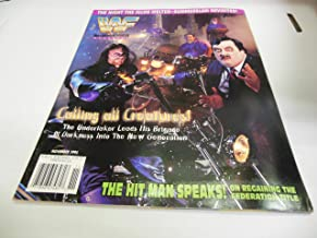 Wwf Magazine November 1995 the Undertaker Leads His Brigade of Darkness Into the New Generation (wwf magazine)