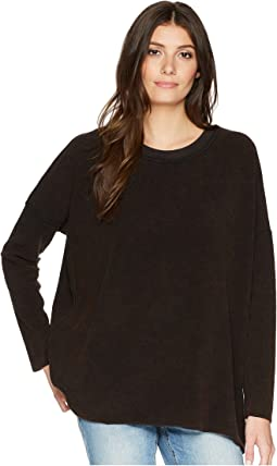 Free People - Washed Ashore Crew Neck - Solid