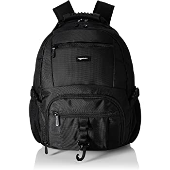 AmazonBasics Premium Backpack, 4-Pack