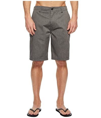 Rip Curl Passenger Walkshorts (Charcoal) Men