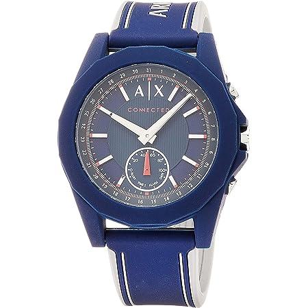 [A|X アルマーニ エクスチェンジ] 腕時計 DREXLER ハイブリッドスマートウォッチ AXT1002 メンズ 正規輸入品