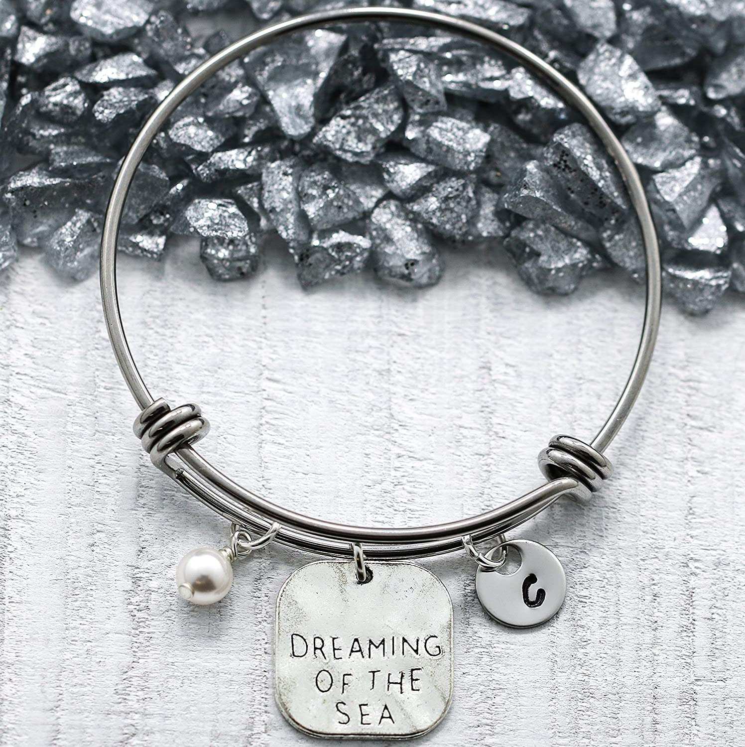 Max 53% OFF Sea Bracelet - Personalized Bargain Dreaming Beach of Inspired The