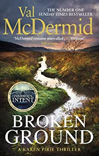 Broken Ground: An exhilarating and atmospheric thriller from the number-one bestseller (Karen Pirie Book 5)
