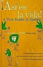 Asi Es La Vida a First Reader in Spanish